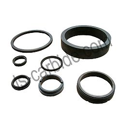 Hydraulic pump rings