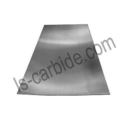 Precious Cemented Carbide Sheet