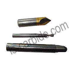 Cemented Carbide End Mill Cutter with 100% Raw Material